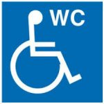 Our museum is wheelchair friendly and has a separate disabled toilet.